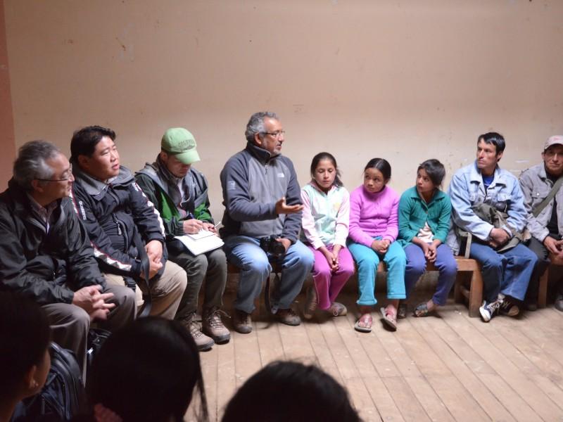 Reserch Study in Peru